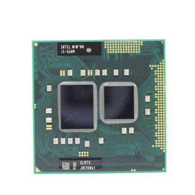Dual-Core Processor PGA988 SLBTS Mobile CPU for Intel Core i5 560M 2.66 GHz