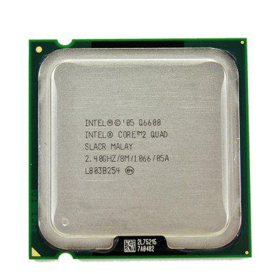 Desktop LGA 775 CPU Processor for Intel core 2 quad Q6600 2.4GHz Quad-Core FSB 1066