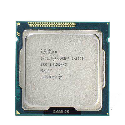 CPU Processor 6M 77W LGA 1155 for Intel Core i5 3470 3.2GHz Quad-Core