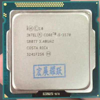 Intel Core i5-3570 Processor LGA1155 PC Computer Desktop CPU Quad-Core CPU