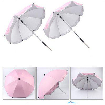 UV Protection Rainproof Infant Stroller Cover Umbrella Stroller Accessories
