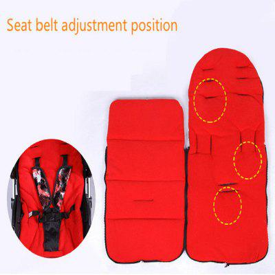 Winter Baby Stroller Pad Seat Cushion Infant Feet Covering Strollers Accessories