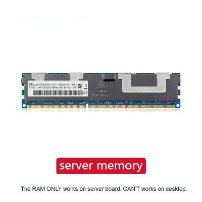 DDR3 16GB ECC Server Memory 1333 1600 1866MHz Dimm REG Ram Supports X79 LGA 2011 Motherboard