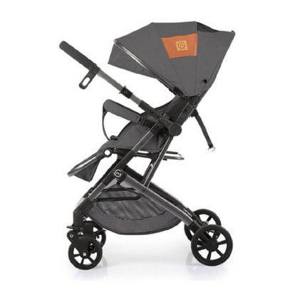Portable Folding Stroller Two-way Reclining Four-wheel Shock Absorber Baby Stroller