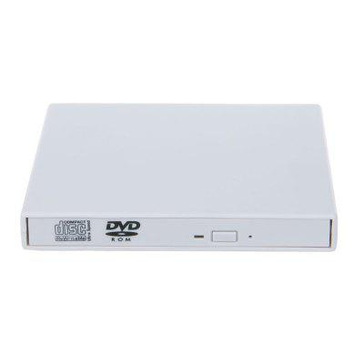 External Optical Drive DVD ROM CD RW USB 2.0 CD DVD Player Combo Reader Write Portatil