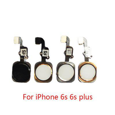 1pcs Home Button with Flex Cable for iPhone 6S 6S Plus Home button Flex Assembly