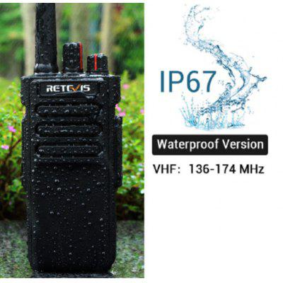 Professional Walkie Talkie Waterproof Long Range 2 Way Radio Comunicador 10W VOX UHF or VHF