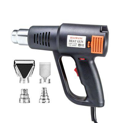 Hand-held 2000W Soldering Heat Gun Stepless Temperature Adjustable Portable Electric Hot Air Blower