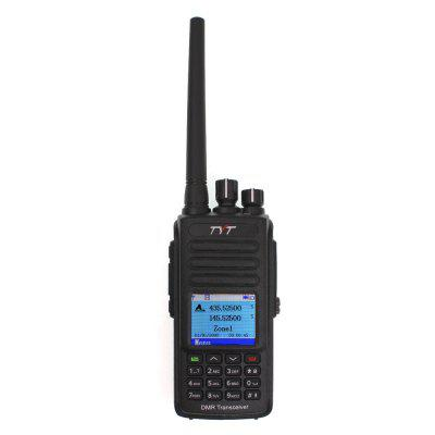 MD-UV390 DMR 2 Way Radio 5W Walkie Talkie Best Emergency Talkie for Adults Security