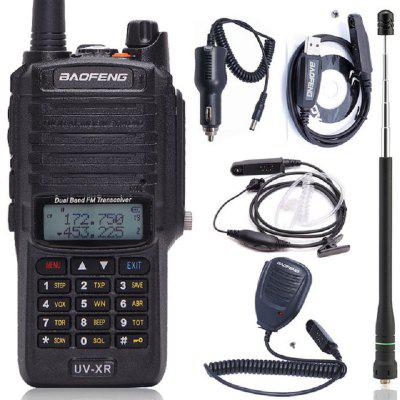 UV-XR IP67 Waterproof Walkie Talkie 10W CB Radio Portable Handheld 10KM Long Range Two Way Radio
