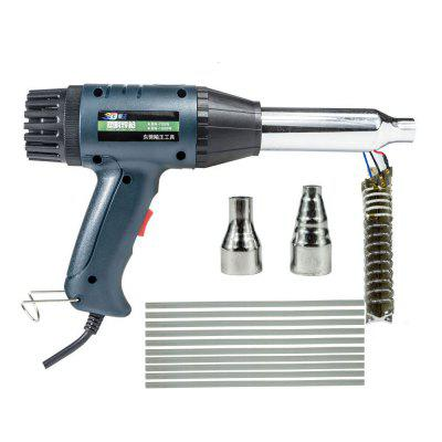 220V 700W Plastic Soldering Heat Gun with Adjustable Temperature Electric Hot Air Blower Tool
