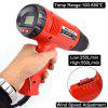 2000W Soldering Heat Gun Dual Temperature LCD Display Electric Heat Paint Remover Hot Air Blower