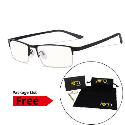 Mens Blue Light Blocking Glasses for Computer Eyeglasses Gaming Protection Blue Ray Goggles