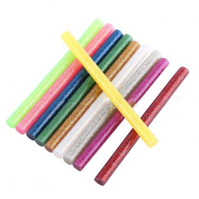 60pcs Glue Sticks Crafts Glitter High Viscosity Painting Tool DIY Art Hot Melt Professional