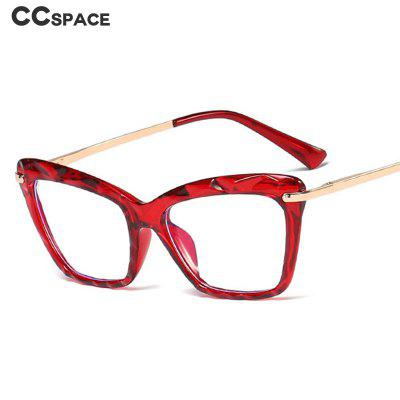 Plastic Titanium Anti Blue Light Computer Glasses Crystal Diamond Glasses Frame for Women Men