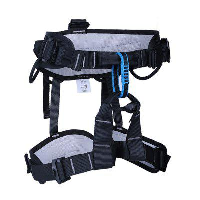 Good Quality Rock Climbing Harness Top Rated Half Body Ladies Mens Protective Saddle