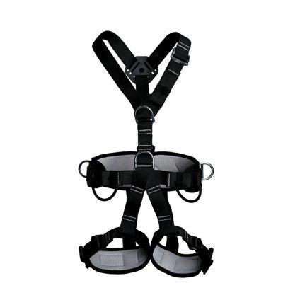 Top Rated Climbing Harness Best Full Body Safety Belt Womens Mens Youth Most Comfortable Harnesses