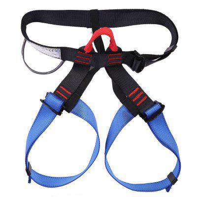 Cheap Climbing Harness Outdoor Gym Sport Safety Belt Best Most Comfortable Half Body Harnesses