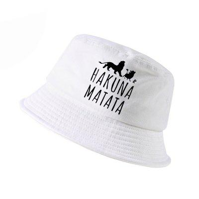 Fashion Animal Printed Conton Bucket Hat Outdoor Hunting Fishing Cool Cap Foldable Portable Sun Hat