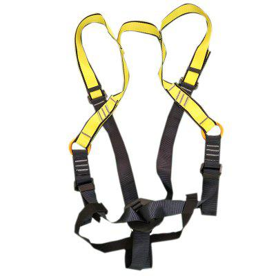 Small Child Full Body Climbing Harness Kids Durable Safety Belt Saddle Ultralight Childrens Strap