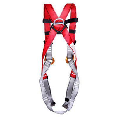 Childrens Full Body Climbing Harness Kids Durable Safety Belt Saddle Ultralight Small Child Strap