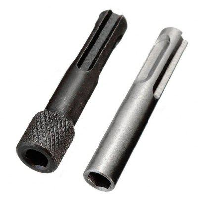 SDS 60mm Hex Shank Screwdriver Holder Drill Bits Adaptor Conterver for Hammers Impact Drill Bits