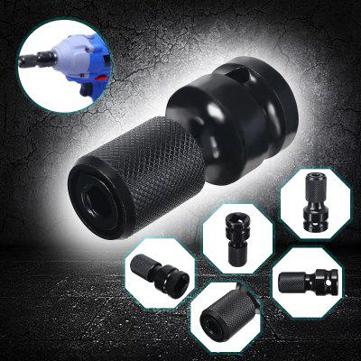 Hex Shank Socket Adapter Quicker Release Converter for Impact Wrench Length 5cm Mayitr