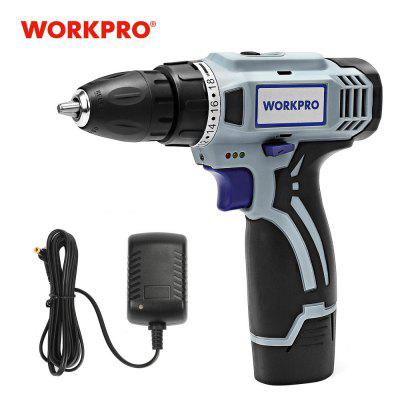 12V Cordless Drill Electric Screwdriver Mini Wireless Power Driver DC Lithium Ion Battery