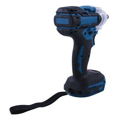 18V 520Nm Electric Rechargeable Brushless Impact Wrench Cordless Socket Wrench Power Tool