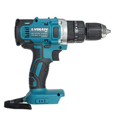 18V 3 In 1 Electric Cordless Impact Drill 2 Speed Rechargable Electric Screwdriver Drill