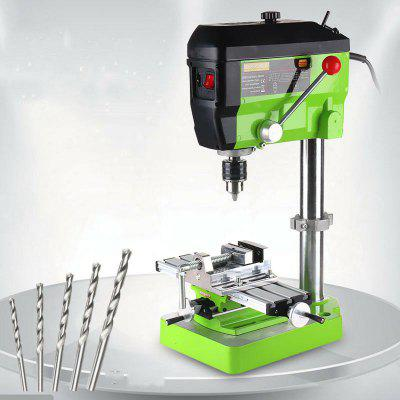 480W High speed Mini precision Bench Drill Drilling milling machine Workbench