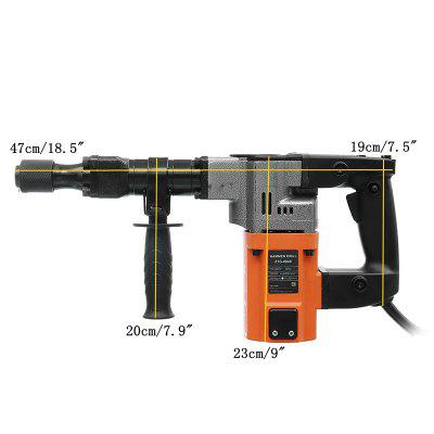 Electric Drill Demolition Jack Hammer Rotary Jackhammer Electric Concrete Drill