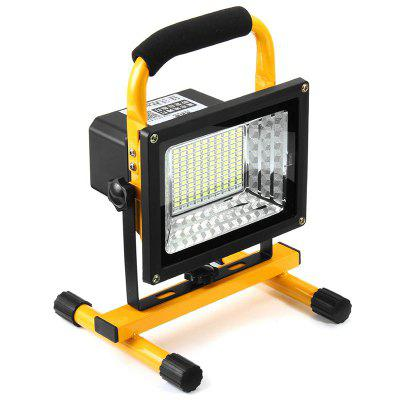 500W LED Portable Rechargeable Floodlight Waterproof Spotlight Searchlight Outdoor Lamp