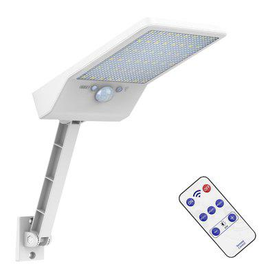 Leds Solar Lamp Light For Outdoor street Wall Yard flood Security Lighting With Adustable Angle