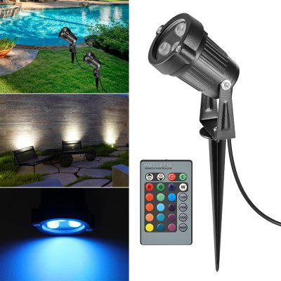 LED Garden Light Outdoor Landscape Lighting Waterproof Tree Spot Light For Garden Flood Yard Lawn