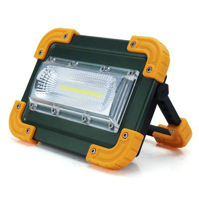 LED Floodlight 30W 4Mode portable Flood light Spotlight 2000lm Waterproof Outdoor rechargeable light