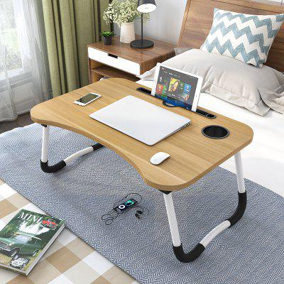 Portable Laptop Desk Home Foldable Laptop Table Notebook Study Laptop Stand Desk with Folding Legs