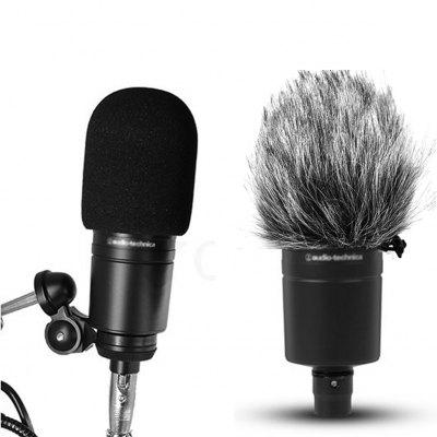 Microphone Windscreen For Audio Technica AT2020 AT2035 AT 4040 ATR2500 Mic Windshield Pop Filter