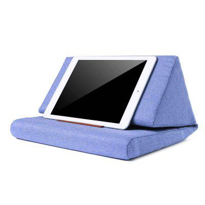 Multi-function Laptop Cushion Holder Tablet Stand Pillow Polyester Cutton PC Reading Bracket Pillow