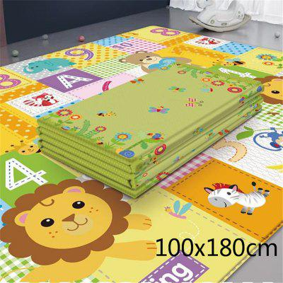 Foldable Baby Play Mat Thickened Tapete Infantil Home Baby Room Decor Kids Play Puzzle Mat Toys
