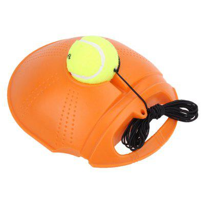 Tennis Ball Sport Trainer Robot Rebound Ball With Tennis Trainer Baseboard Sparring Device