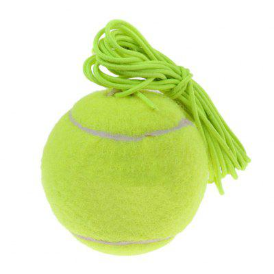 Tennis Trainer Tennis Ball Practice Single Self-Study Training Rebound Tool with Elasctic Rope