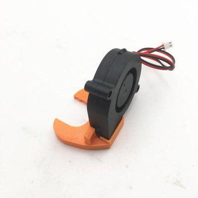 funssor 24V DC 5015 50mm Blow Radial Cooling Fan Sleeve Bearing for Prusa I3 MK3 3D Printer Parts