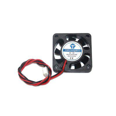 DC 5V Computer CPU Cooler Mini 4010 Cooling Fan Small Exhaust Fan for Ender 3 CR-10 3D Printer
