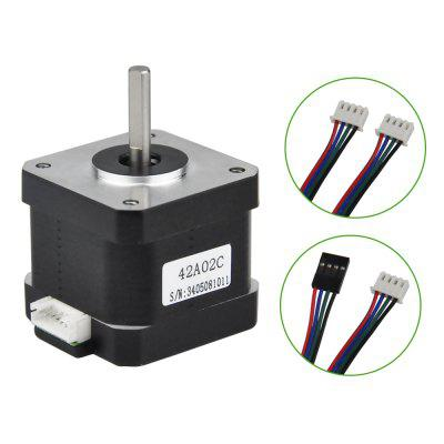 Nema 17 Stepper Motor 38mm 42motor 42BYGH 4 lead stepper motor for 3D Printer Printing CNC XYZ