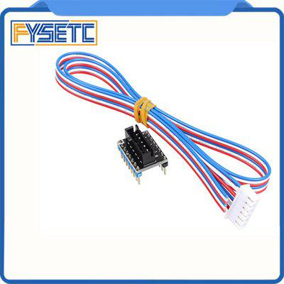 3D Printer Board Adapter Module External High Power Switching Module for Microstep Driver