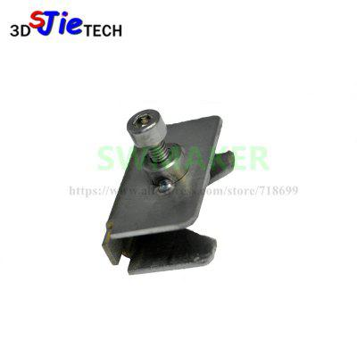 1pcs 3D printer Special Heated Bed Glass Clamp Clip Stainless Steel Clip for Reprap 3D printer