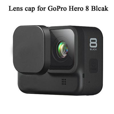 Tempered Glass Screen Protector Film Case With Lens Protective Cover For GoPro Hero 8