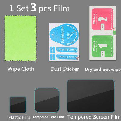 Tempered Glass Screen Film Protector For Gopro Hero 8 Black Action Camera Accessories