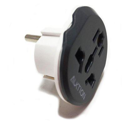 16A Universal EU Converter Adapter 250V AC Travel Charger Wall Power Plug Socket Adapter High Quality Tools